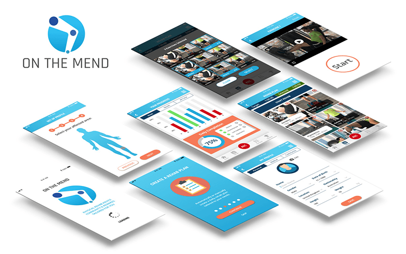 On the Mend UX and UI Design