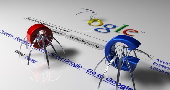 google crawl